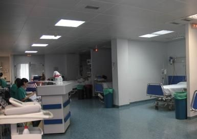 UCI Hospital Miguel Domínguez