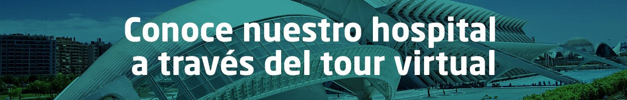 Tour virtual Quirónsalud Valencia