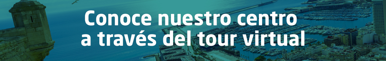 Tour virtual Quirónsalud Alicante