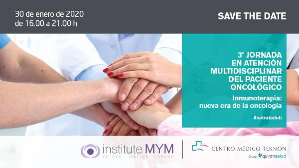 Save the DATE paciente oncologico