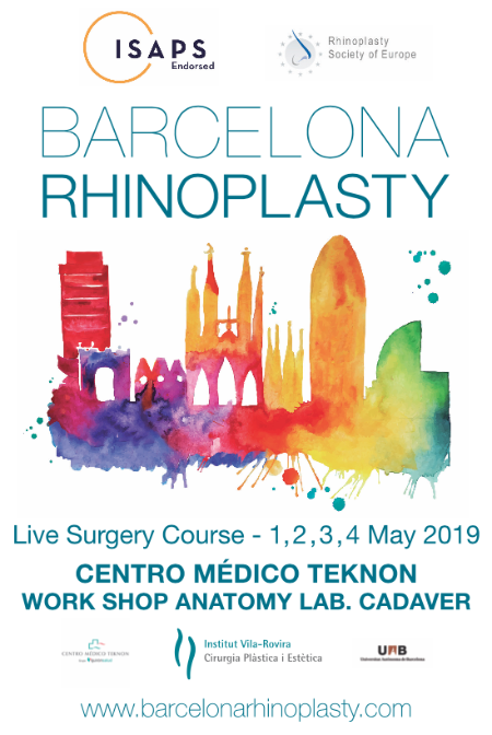 Barcelona Rhinoplasty workshop