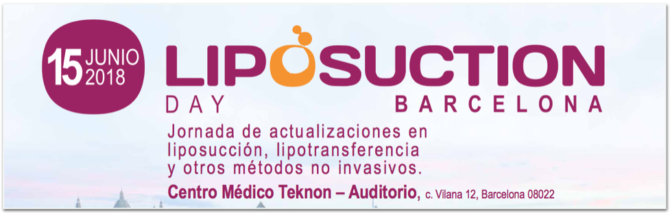 Liposuction day Barcelona Jornada liposucciones, lipotransferencia y metodos no invasivos