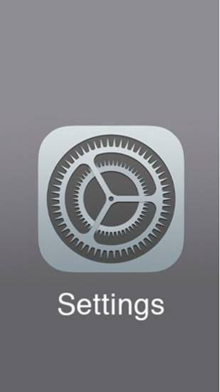 Step 2. Open settings